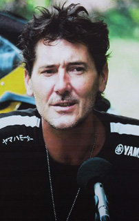 Book Spencer Conway for talks on African Motorcycle Diaries