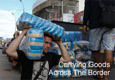 Carrying Goods Across The Border