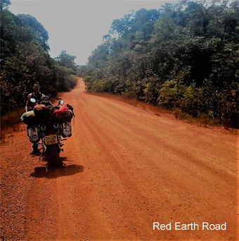 Red Earth Road