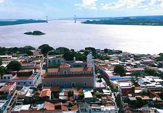 The River Orinoco
